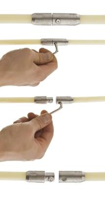 Kľúč na rýchloupínaciu tyč