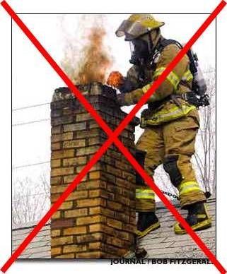 Vyhnite sa požiaru dechtu vkomíne