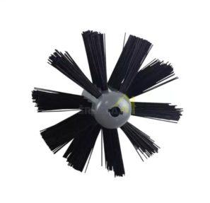 Rotacne kefy Ciclon set na cistenie vzduchotechniky kefa 125 mm