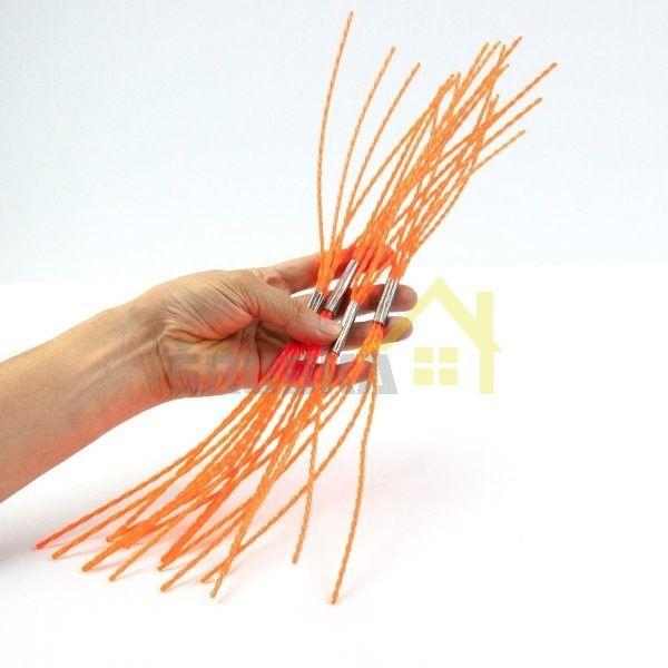 príslušenstvo pre TORNADO nylónové vlákno set 4 ks