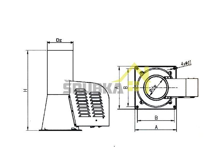kominovy-ventilator-stvorcovy-podstavec-rozmery logo
